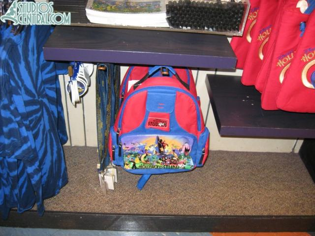 Hollywood Studios backpack