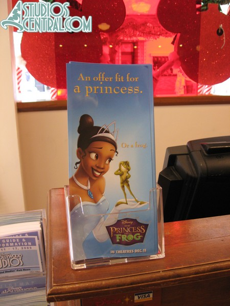 Princess and the Frog ticket giveaway information