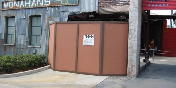 Tram still missing from Backlot Tour