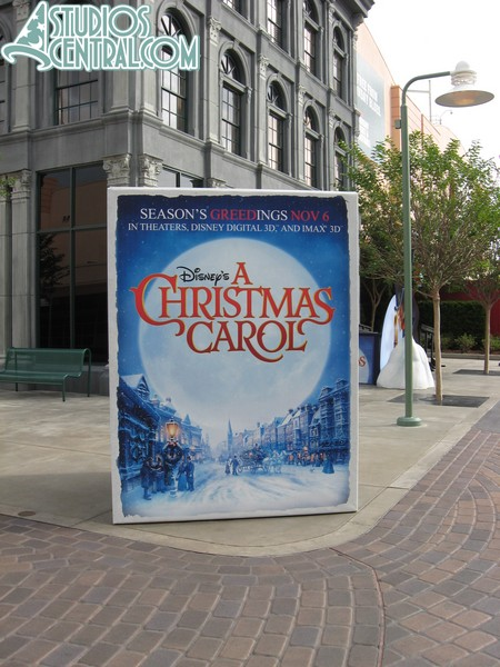 A Christmas Carol photo opportunity