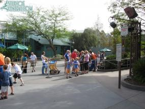 New Jedi Training Academy queue