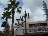 The star found all down Sunset Boulevard