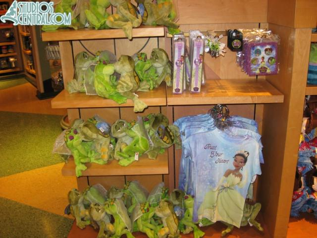 Princess and the Frog merchandise