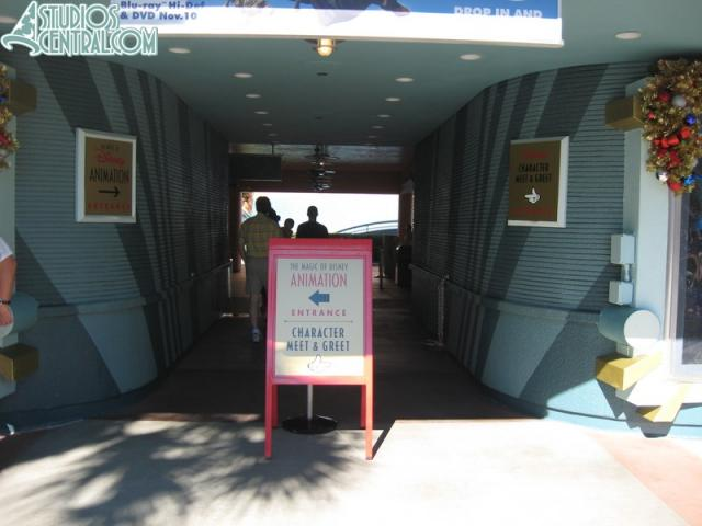 New line at Magic of Disney Animation if you want to just meet the characters