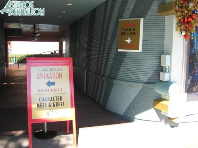 The other line brings you to the character area and Animation Academy