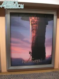 Rapunzel art work