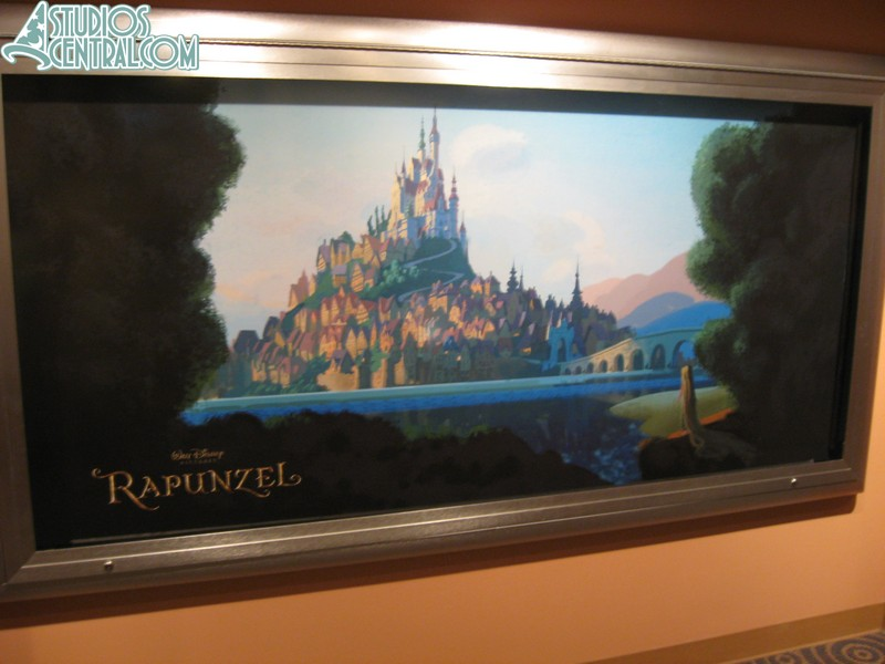 More Rapunzel artwork