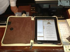Hollywood Brown Derby testing new interactive menus for guests with special needs