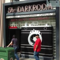 The Darkroom shop still has Kodak signs up...