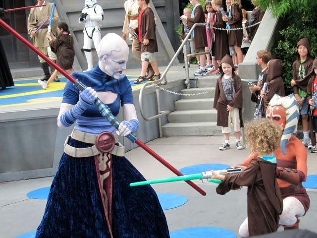 Ventress duels once more