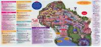May 2008 Hollywood Studios Map