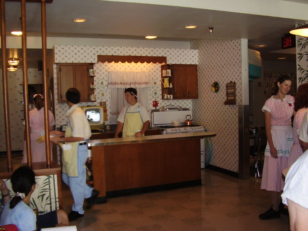 50's Prime Time Cafe Entrance