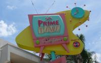 50's Prime Time Cafe sign