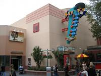 Outside Sci-Fi Dine-In Theater