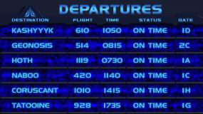 Star Tours 2 Destinations Translated