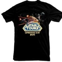 Star Tours 2 reopening shirt