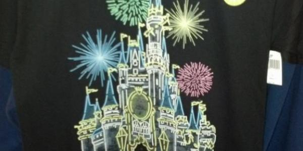 New glow in the dark Disney World shirts for sale in the Studios